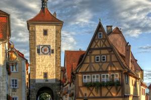 Entdecken Sie die historische Altstadt Rothenburg ob der Tauber mit unseren Arrangements