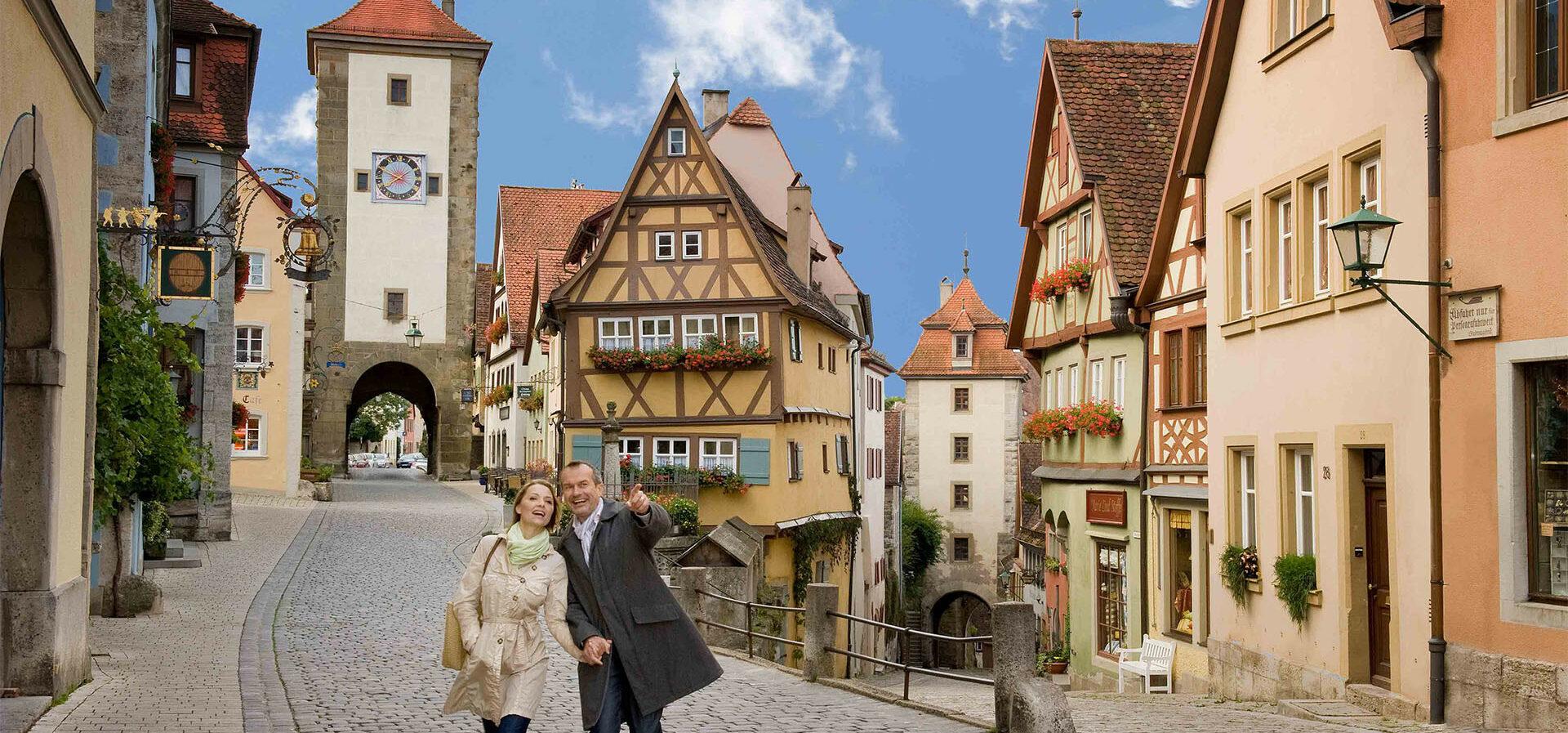 Akzent Hotel Restaurant Schranne Rothenburg Ob Der Tauber