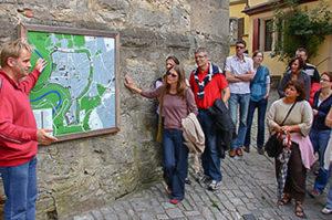 Gruppenreisen in Rothenburg ob der Tauber