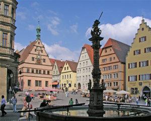 Rothenburg erleben im AKZENT Hotel Schranne