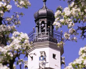 Frühling in Rothenburg ob der Tauber
