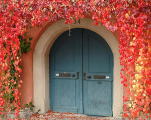 Herbst in Rothenburg ob der Tauber