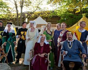 Mittelalterliche Feste in Rothenburg ob der Tauber