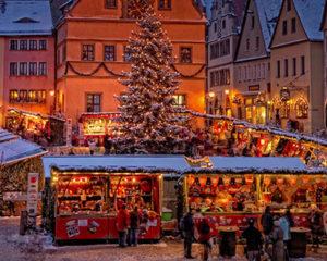 Reiterlesmarkt in Rothenburg ob der Tauber