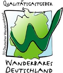 Zertifiziert von Wanderbares Deutschland