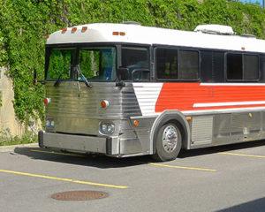 Anreise per Bus zum AKZENT Hotel Schranne