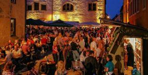Weindorf - Festival in Rothenburg ob der Tauber