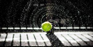 Tennis spielen in Rothenburg ob der Tauber