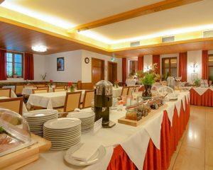 Frühstücken im AKZENT Hotel Schranne***