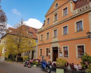 AKZENT Hotel Schranne im Herbst
