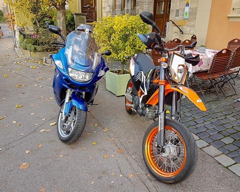 Zertifizierte motorradfreundliche Gaststätte