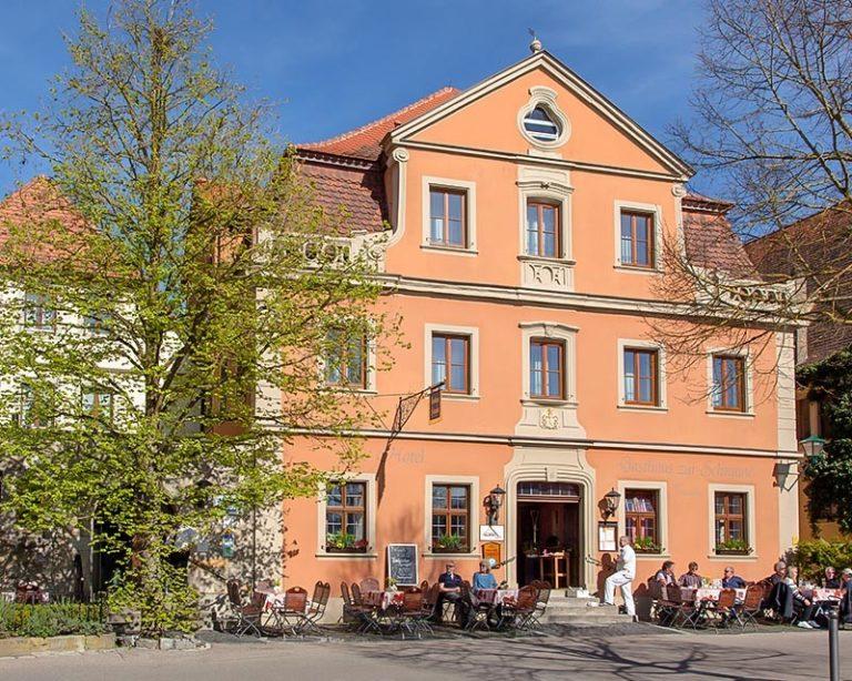 AKZENT Hotel Schranne*** in Rothenburg ob der Tauber