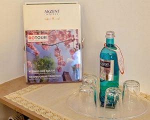 Service im AKZENT Hotel Schranne