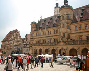 Feste in Rothenburg ob der Tauber