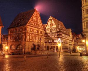 Romantische Wintertage in Rothenburg ob der Tauber