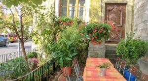 Der gemütliche Schrannengarten