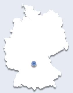 Hier liegt Rothenburg ob der Tauber