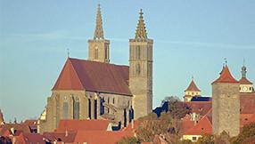 St. Jakob mit Riemenschneider Altar