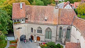 St. Wolfgang in der Klingenbastei