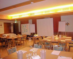 Tagen in Rothenburg ob der Tauber im Hotel Schranne