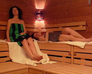 Wellness und Entspannung in der Therme