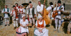 Mittelalterliche Spektakel in Rothenburg ob der Tauber
