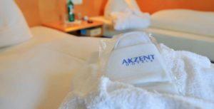 Übernachten im AKZENT Hotel Schranne