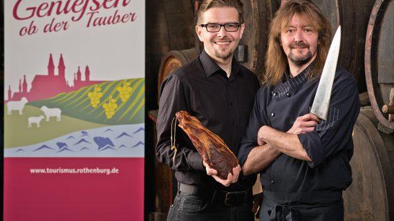 Mit Andreas Michl & Markus Meinold