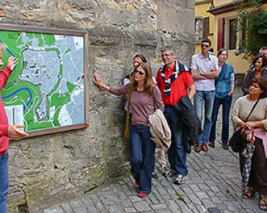 Gruppenreisen in Rothenburg ob der Tauber